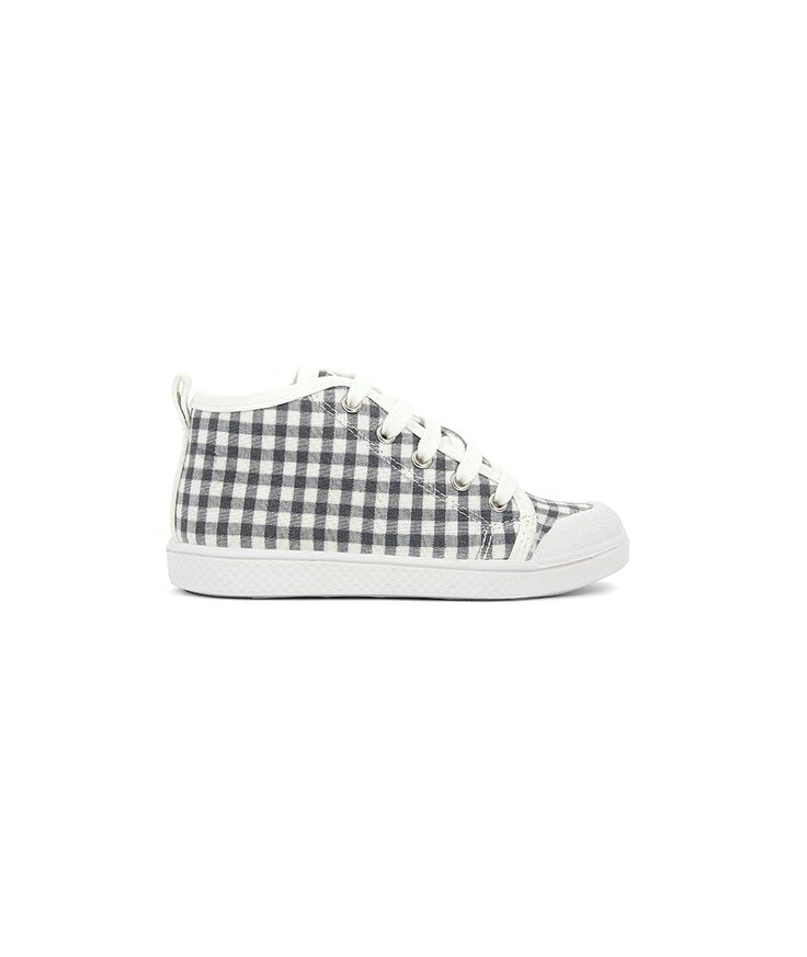 10IS Shoes Ten Cover Vichy grey-silver