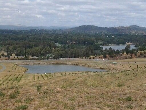 National Arboretum in Weston Creek, ACT