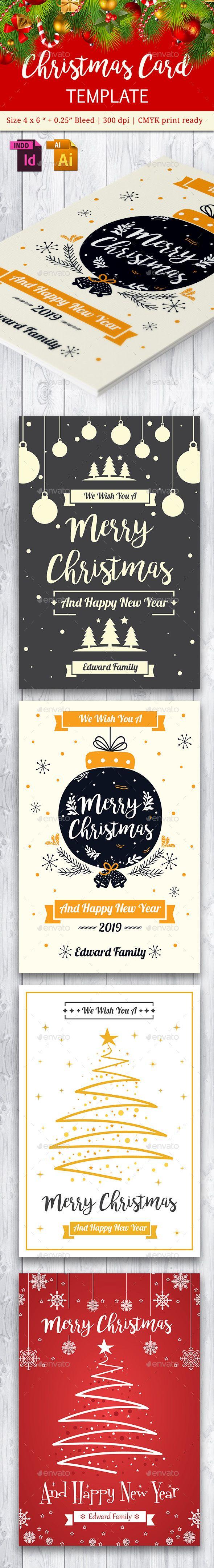 46 best Christmas Design Template images on Pinterest   Plantilla de ...