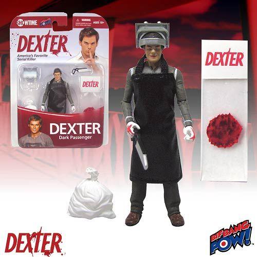 DEXTER's Kill Bag and Tools (Custom Prop Replica)