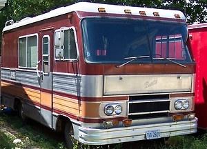 1977 Barth Motorhome