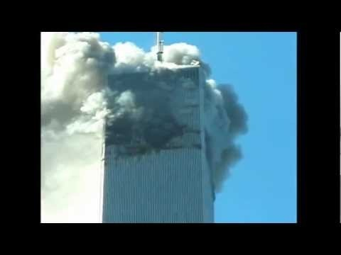 9-11 People Jumping from World Trade Center (Warning: Graphic) RIP