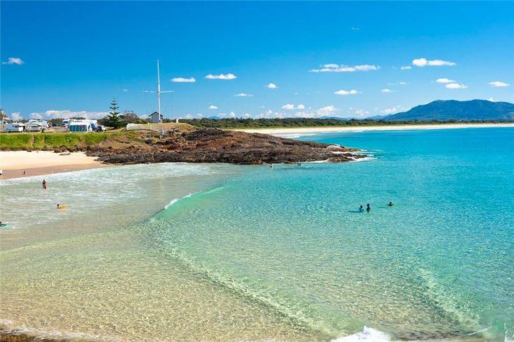 Horseshoe Bay, South West Rocks NSW Australia