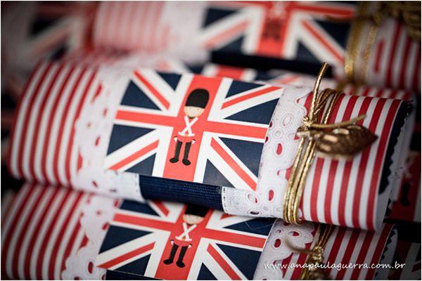 London Birthday Party via Kara's Party Ideas   Kara'sPartyIdeas.com #london #birthday #party (6)