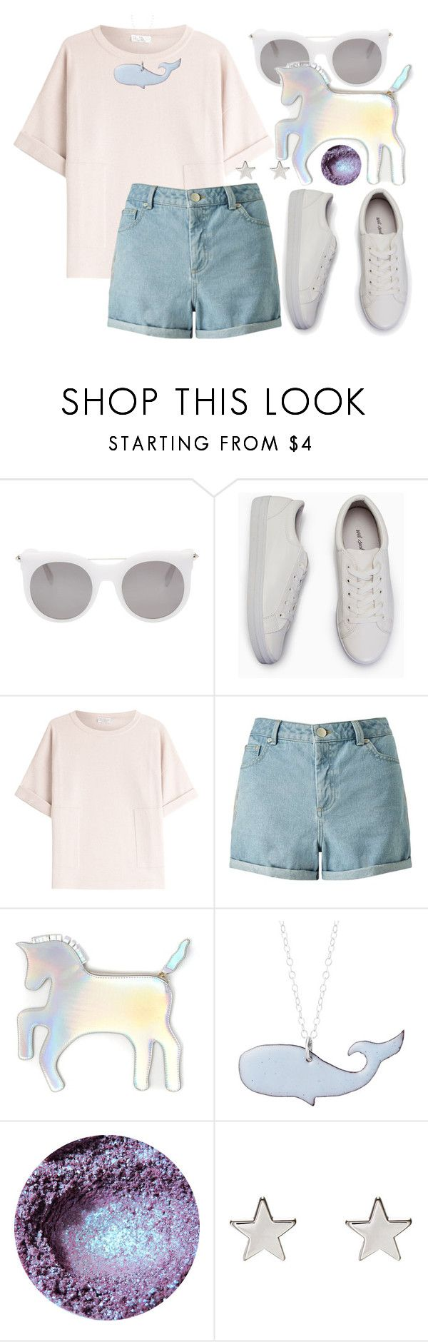 """""""Untitled #700"""" by atarituesday ❤ liked on Polyvore featuring Alexander McQueen, Brunello Cucinelli, Miss Selfridge, WithChic and Jennifer Meyer Jewelry"""