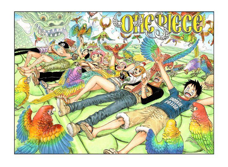 RolonoaZoro Gallery :: Color Spreads (Illustrazioni a colori) :: ONEPIECE59_0030color