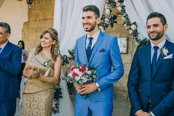 ROMANTIC  wedding in Cyprus
