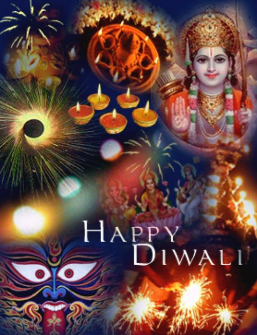"The Bhagavad Gita- ""Song of Love"" carries the essence of the Vedas and Upanishads to cope with day-to-day challenges. Distribute Bhagavad Gita Cd/Dvd and light the spark of wisdom and truth.  Eternal Religion wishes you a very Happy, Blissful and Safe #Diwali 2014!!!"