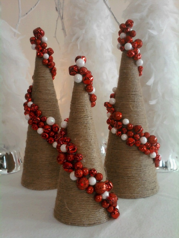 Christmas Bell Cone Trees Cones Trees Pinterest Le\u0027veon bell