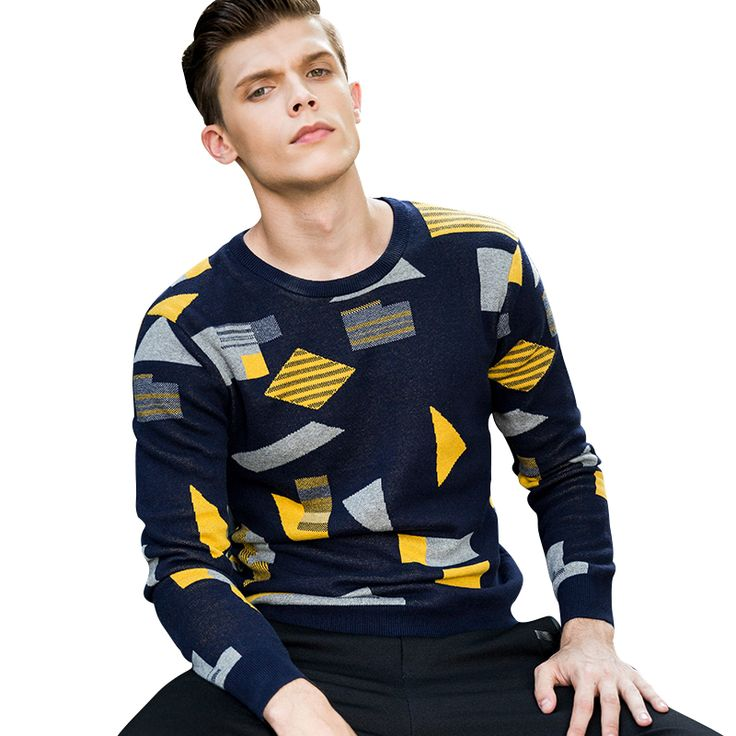Fashion Men Pullover o neck Cotton Sweaters Men Plus size sweater Brand mens clothing chandail homme pullovers masculinos