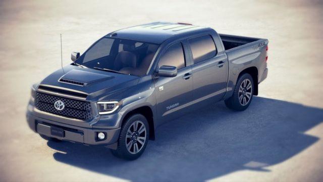 2020 Toyota Tundra Looks Better Than Ever Toyota Tundra Toyota New Cars