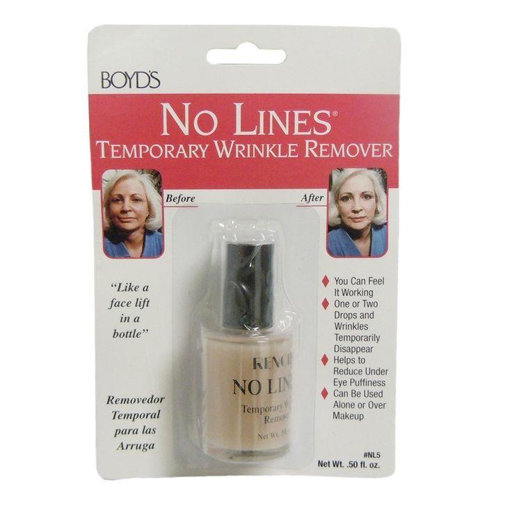 Renoir No Lines Temporary Wrinkle Remover 0.50 fl. #REnoir