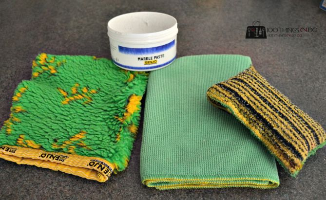 Clean you oven with just these magic cloths and water - no chemicals, no fumes and no toxins that can leak back into your food. ENJO