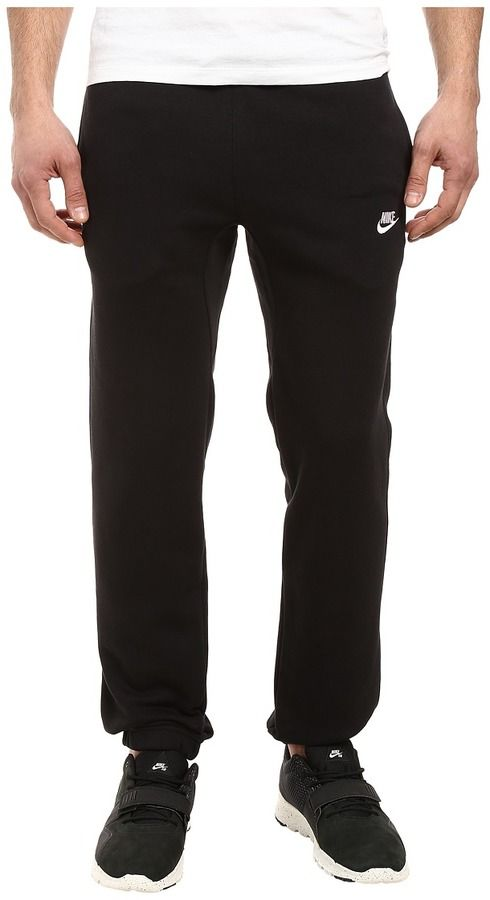 Nike Club Fleece Cuffed Pant Men's Workout