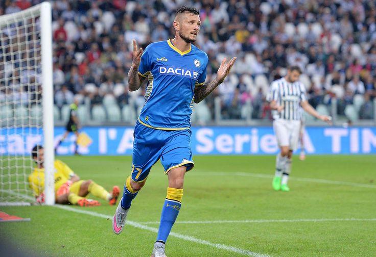 @Udinese La squadra bianconera ha perso d'inizio 1x0 con l'Udinese allo Juve Stadium #9ine
