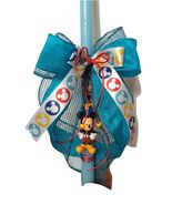 Greek Easter Candles-Minnie Mouse Easter Candles-Orthodox Candles - Easter & Spring