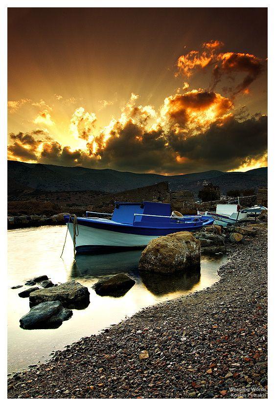 ~ Elounda, Crete ~