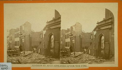 Green-Wood Cemetery's Brooklyn Theatre Fire Memorial – Brooklyn, New York | Atlas Obscura