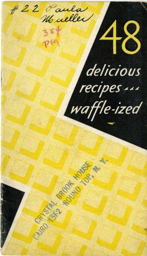 Westinghouse Electric & ManufacturingCompany: The Culinary Pamphlet Collection