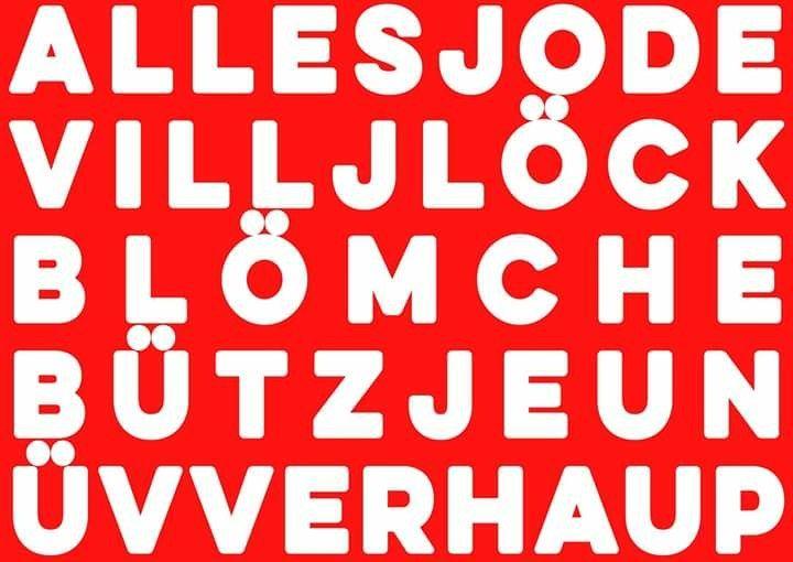 Kolsche Mundart Alles Gute Zum Geburtstag Babymutze Spreadshirt