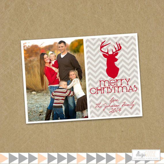 12 best digigoose images on pinterest christmas photo cards same day turnaround christmas photo card custom by digigoose 1249 m4hsunfo