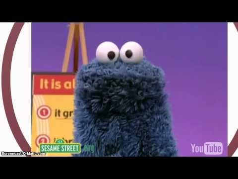 Unit B2 Sesame St Living and Nonliving Things - YouTube