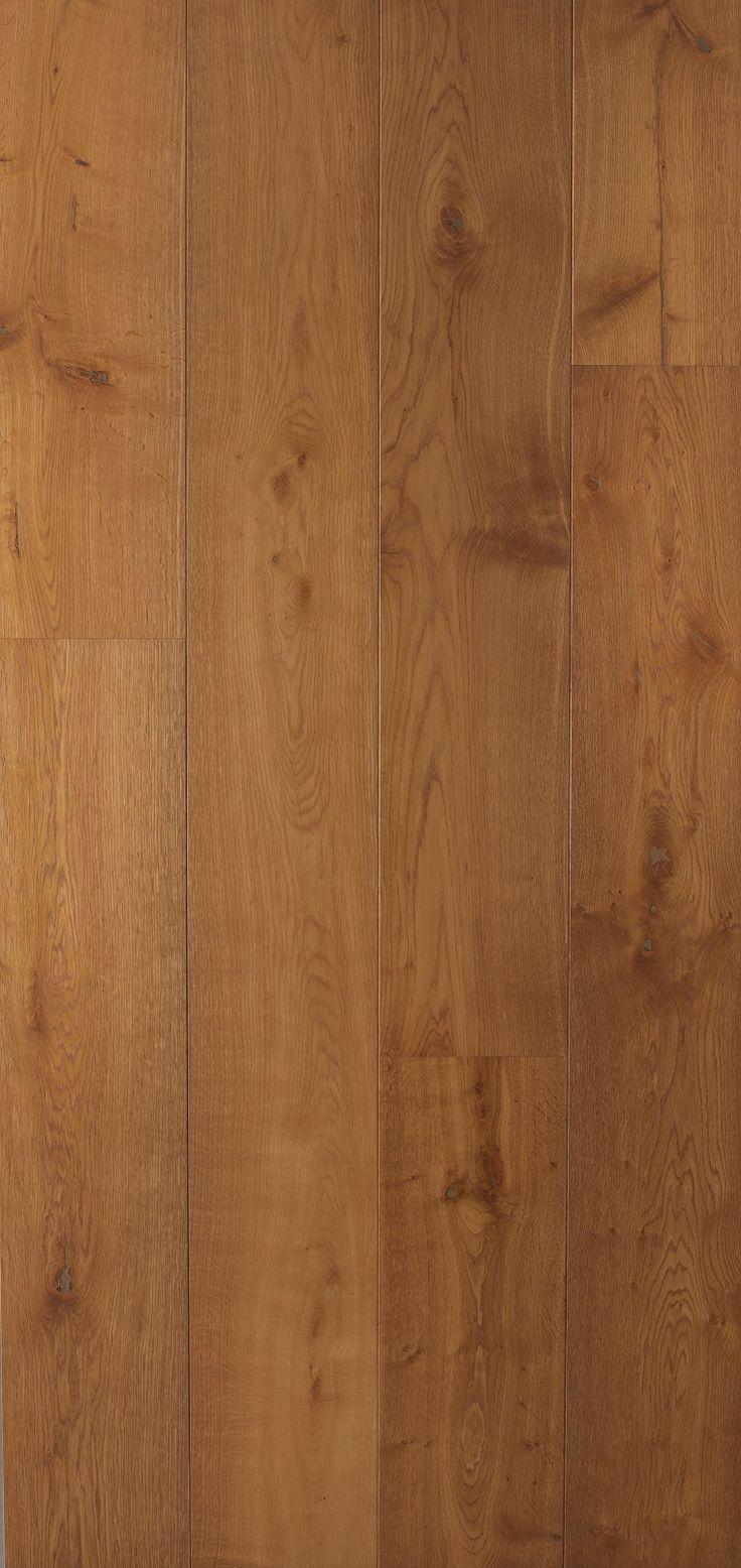 Eiken duoplank, gerookt en blank geolied. Natural collectie: COLORADO 26 cm breed
