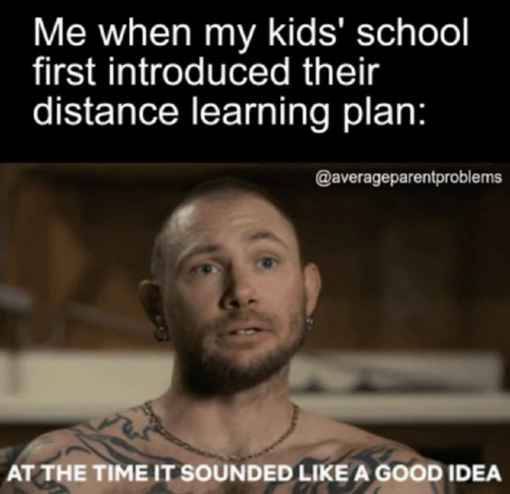 Best Homeschooling Memes Homeschoolingmeme Quarantinelife The Funny Beaver School Humor Distance Learning Friday Humor