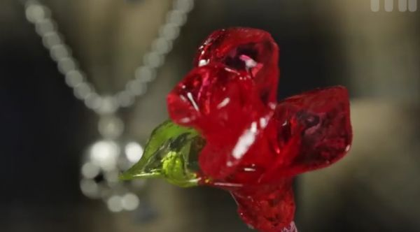 Want to learn how to make pretty candy roses from penny candy you wouldn't bother to eat otherwise?[https://youtu.be/X0pw7gr1ta4] (YouTube link)From prison ingenuity to a children's party activity. Or maybe something to do while the whole family is together for Christmas. Scar shows us how to transform Jolly Ranchers into something pretty that you might give as a gift. -via reddit...