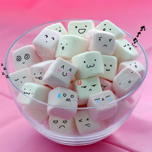 so cute - would be cute on sugar cubes too!