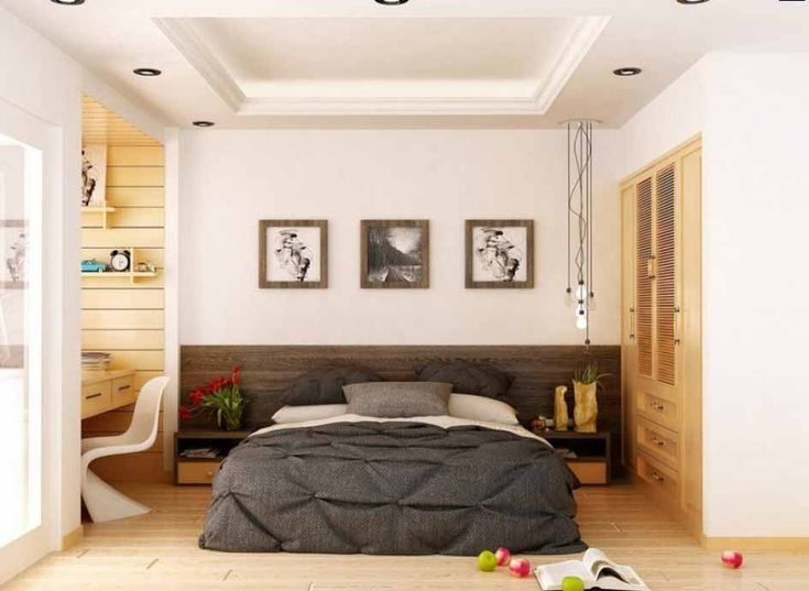 model kamar tidur minimalis 2015