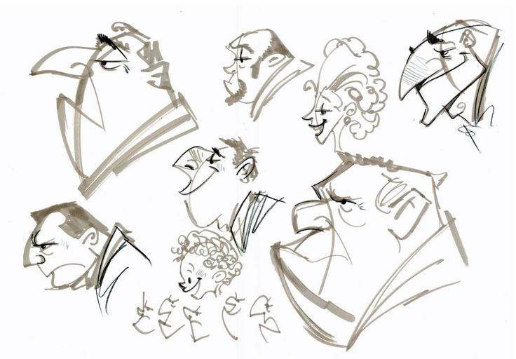 Character Design Profile : Best cartoon model sheets and design images on