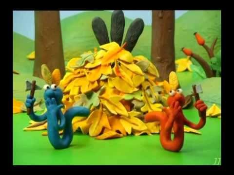 Žížaláci Podzim - YouTube