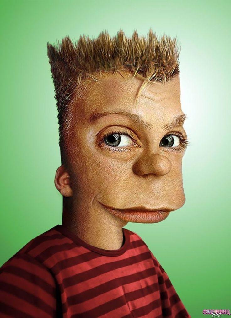 Прикольные картинки на аватарку для парней мультгерои