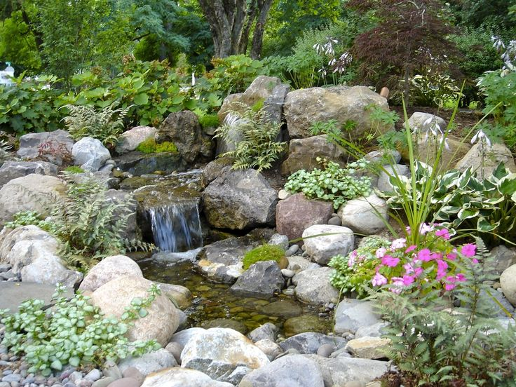 78 best acorn ponds waterfalls pond contractors of for Pool design rochester ny