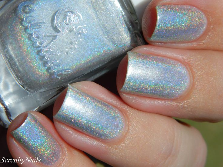 Snow Unicorn swatched by @seren