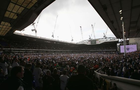 The best photos from Tottenham's final match at White Hart Lane - Cartilage Free Captainclockmenumore-arrow : What a day in North London.