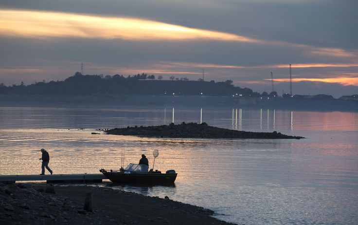 Drought-depleted Folsom Lake is rising, but it's still far from its level-best - LA Times