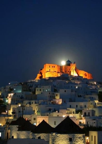 VISIT GREECE| Astypalaia Island by Theodor Xanthopoulos #Greece