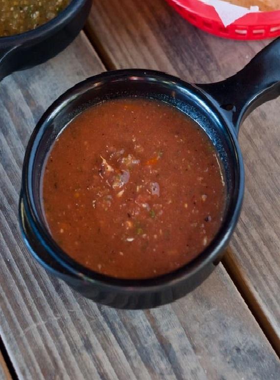 Food Network Salsa Roja