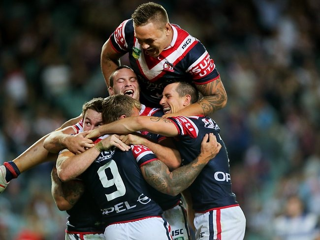 So many happy Roosters...