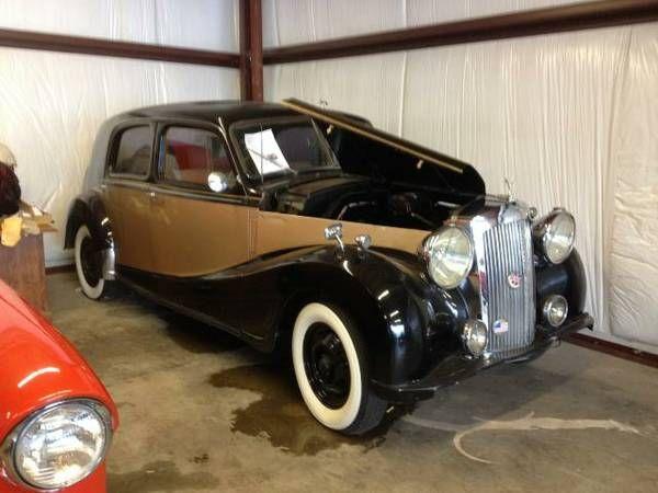 1952 Austin a125 Sheerline - Kingsport, TN $13,000 # ...