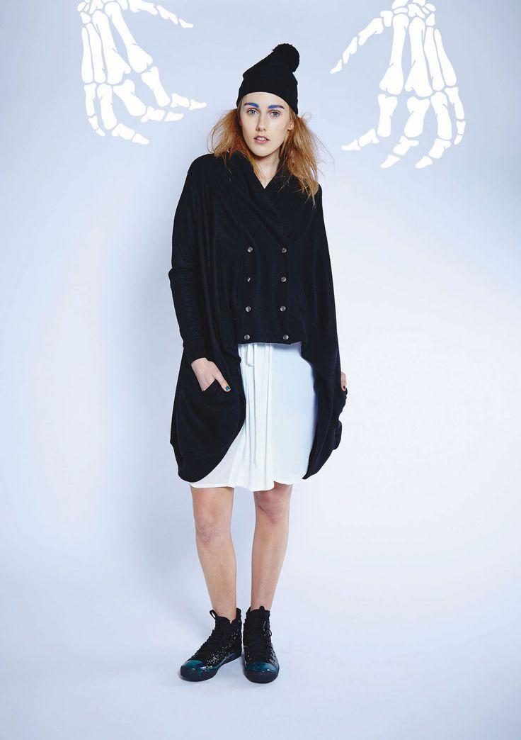 Maaike Clothing | New Zealand Sphere Jacket Spider Beanie