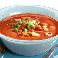 Thaise tomatensoep