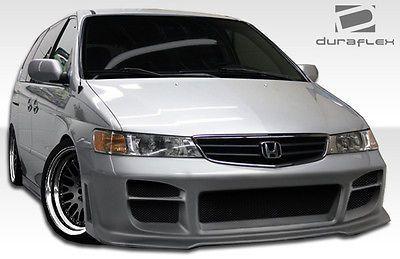 1999-2004 Honda Odyssey Duraflex R34 Body Kit - 4 Piece Body Kit