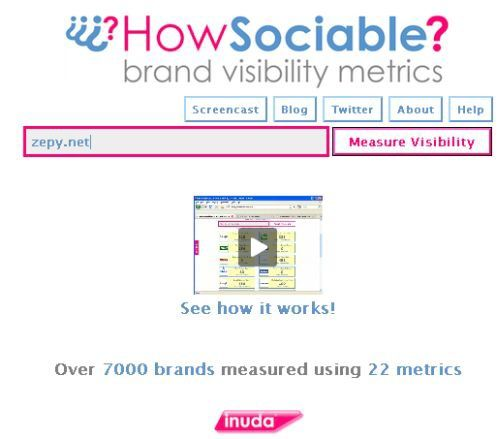 """Measure your brand's impact online with """"HowSociable"""" , it provides you with a magnitude score. The score analyzes your level of activity online so that you can determine whether you have enough of a presence #illana #smallbusinessstrategy #analysistips #competitiveanalysis #tips #businesstips #socialmedia #socialglims #socialmediamarketing #dubai #mydubai #expo2020 #uae #HowSociable"""