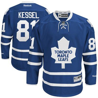 I have a college friend who just loves the Leafs, and she has a sweatshirt for the team, but has been a fan her whole life growing up and never gotten a jersey. It would be the best, if she open one of these on Christmas.