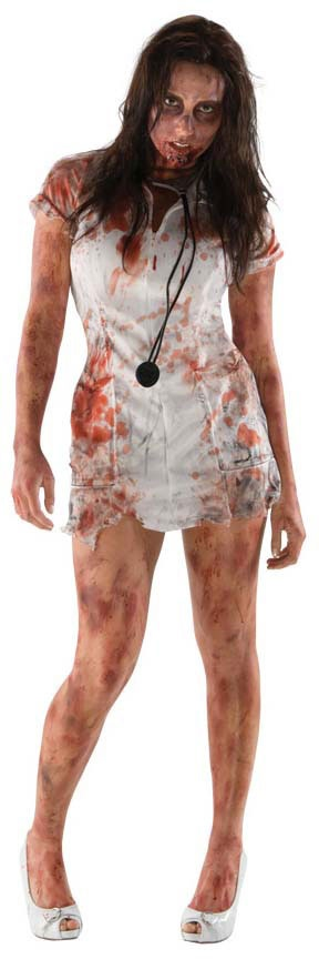 The Walking Dead, Zombie Nurse Costume - Halloween Costumes at Escapade™ UK - Escapade Fancy Dress on Twitter: @Escapade_UK