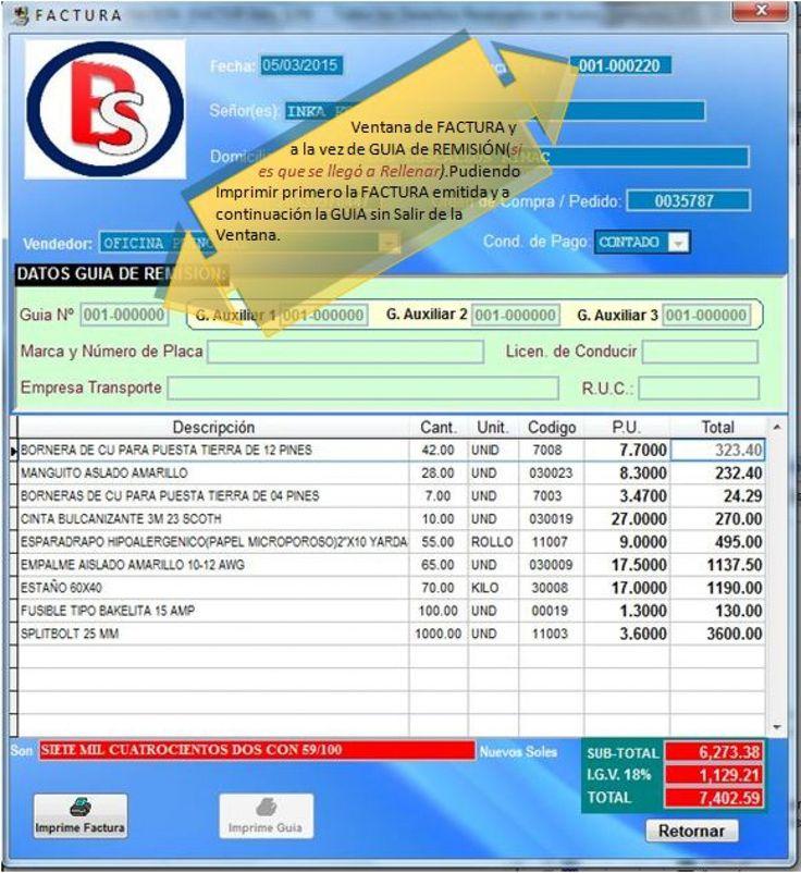 Sistema Software para Administracion de Gimnasios en Computadoras / Laptops en Mi Aviso