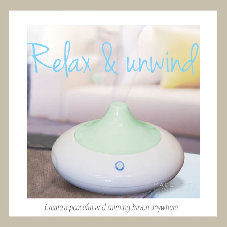 Create a peaceful and calming haven anywhere. Elegant and aesthetically pleasing, this diffuser delights your senses and adds luxury to everyday living.